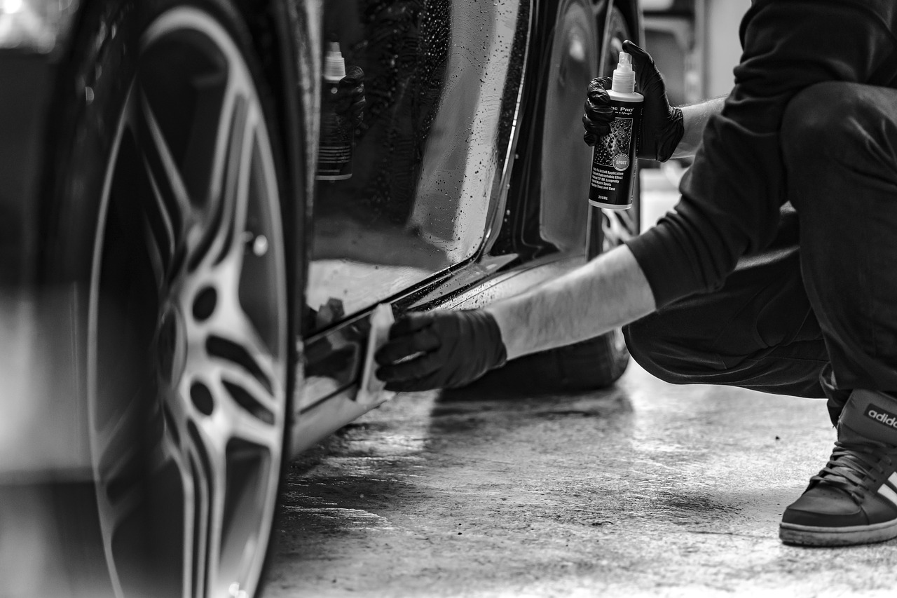How are you celebrating national car care month?