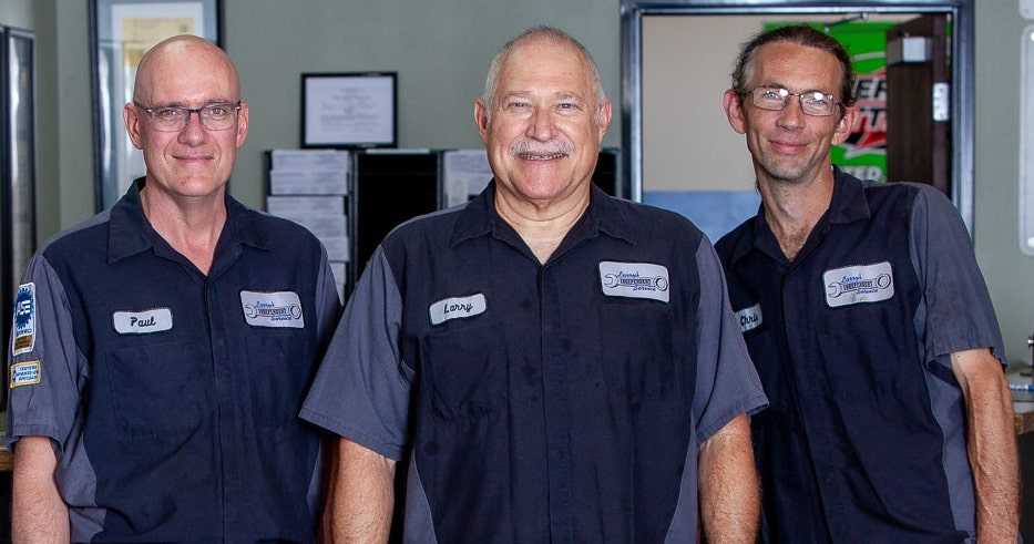 Meet The Team | Larry's Independent Service